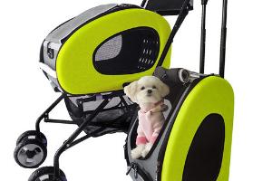 Transportin Carrito Perro